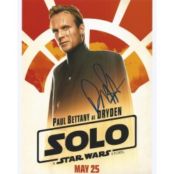 Autographe Paul BETTANY