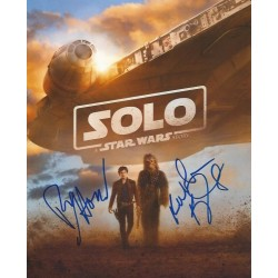 Autographe Ron HOWARD & Kathleen KENNEDY