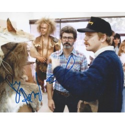 Autographe Ron HOWARD & George LUCAS