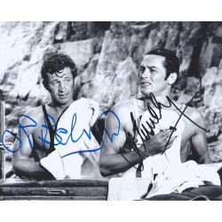 BELMONDO Jean Paul & DELON...