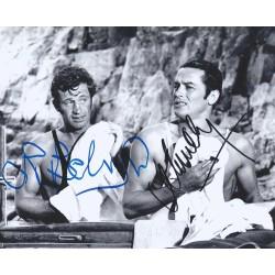 BELMONDO Jean Paul & DELON...