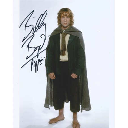 Autographe Billy BOYD
