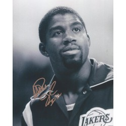 Autographe Magic JOHNSON