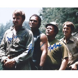 Autographe Ned BEATTY, Burt REYNOLDS & Jon VOIGHT - DELIVERANCE