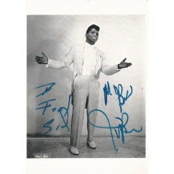 Autographe James BROWN