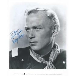 Autographe Harry CAREY Jr