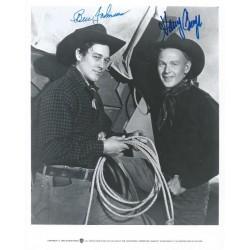 CAREY Harry  Jr & Ben JOHNSON