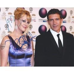 GRIFFITH Melanie & BANDERAS...