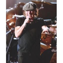 AC/DC - JOHNSON Brian