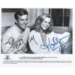 TURNER Kathleen & QUAID Dennis