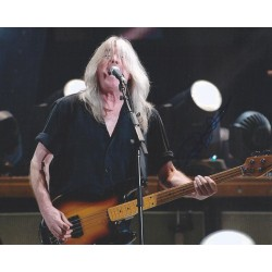 Autographe Cliff WILLIAMS - AC/DC