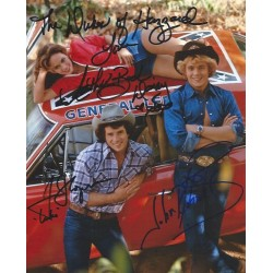 Catherine BACH, John SCHNEIDER & Tom WOPAT - THE DUKES OF HAZZARD