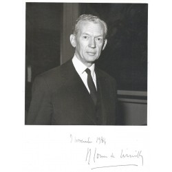 COUVE DE MURVILLE Maurice