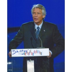 DE VILLEPIN Dominique