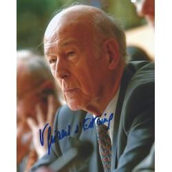GISCARD D'ESTAING Valery