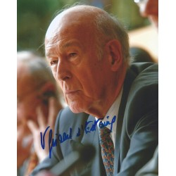 GISCARD D'ESTAING Valery