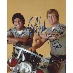 CHIPS Erik ESTRADA & Larry...
