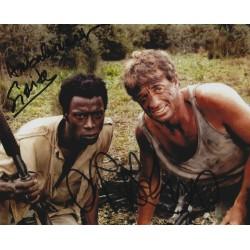 BELMONDO Jean Paul & BAKABA...