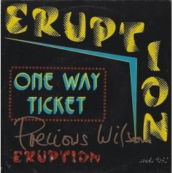 ERUPTION - WILSON Precious