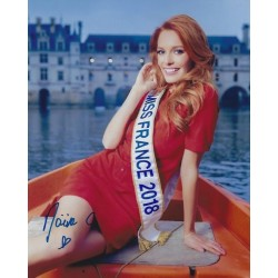 COUCKE Maëva  Miss France 2018