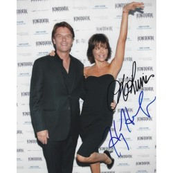 Autographe Harry HAMLIN & Lisa RINNA