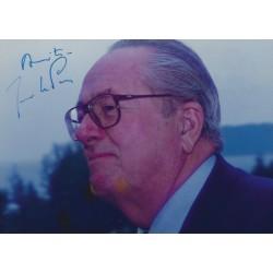 LE PEN Jean Marie