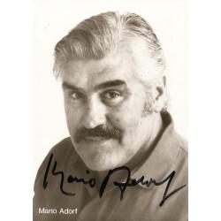 ADORF Mario