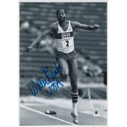 Autographe Willie BANKS