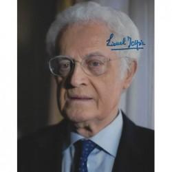 Autographe Lionel JOSPIN