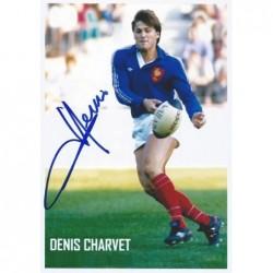 CHARVET Denis