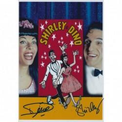 SHIRLEY & DINO