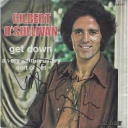 O'SULLIVAN Gilbert