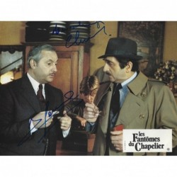 SERRAULT Michel & CHABROL...