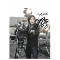 Autographe Lee CHANG DONG