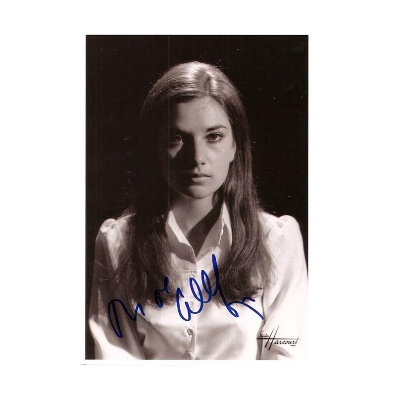 M And J Auto >> Autographe Nicole CALFAN (Photo dédicacée)