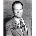 Autographe Fred DRYER