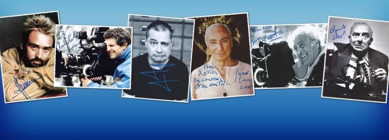 Autographes Réalisateurs Français