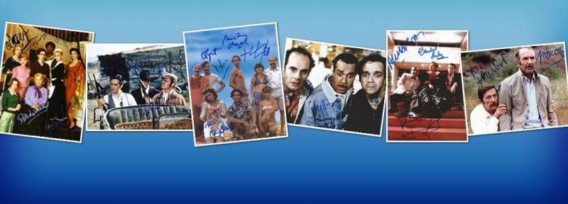 French Cast Autographs