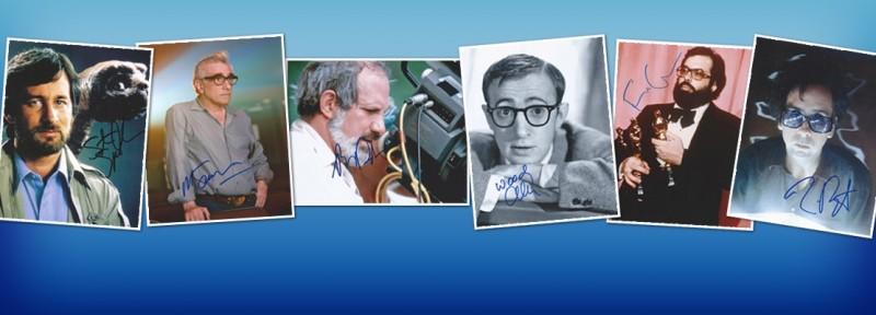 Film Director Autograph - Film Directors Autographs